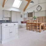 10 - We love how spacious and airy this kitchen is