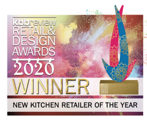 KBB Awards Winner - New Kitchen Retailer of the Year 2020